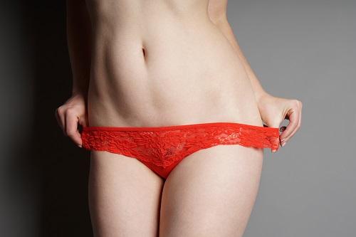 culotte menstruelle dentelle